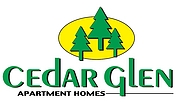 Cedar Glen Apartment Homes Logo
